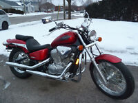 Honda Shadow VLX 600