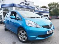 2010 Honda JAZZ I-VTEC ES Manual Hatchback