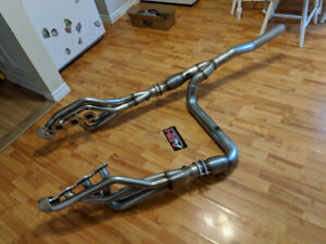 ARH headers Dodge ram 5.7l hemi