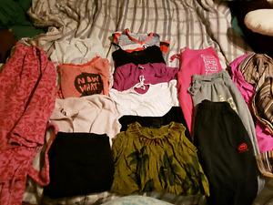 Women's lg- xl clothing lot