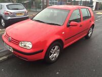 Golf 1.9 tdi spares or repairs