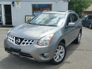2013 Nissan Rogue with sunroof low PAYMENTS