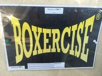 Boxercise/Fitness/Self defence/kickboxing