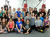 Ladies Only Fitness Kickboxing - Morning Classes!