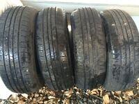 Tires-NEXEN CP662