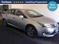 2013 TOYOTA AVENSIS 1.8 V matic Icon 4dr