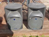 Mackie 350 p/a speaker s