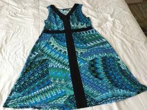 robe acheté chez Claire France XXL