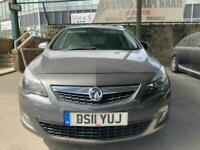 2011 (11) Vauxhall Astra 1.6i 16V SRi 5dr   High Spec