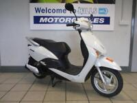 HONDA NHX 110 LEAD AUTO SCOOTER TRADE SALE LIGHT COSMETIC DAMAGE 2009