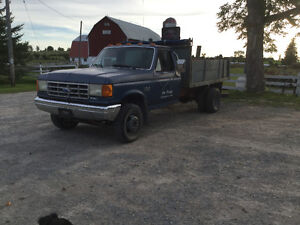 1990 Ford F450 7.3 diesel for sale Peterborough Peterborough Area image 1