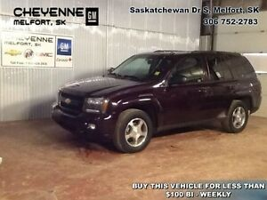 2009 Chevrolet TrailBlazer TRAILBLAZER  - SUNROOF - 4WD