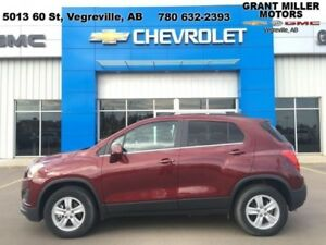2016 Chevrolet Trax LT  - Certified -  Bluetooth