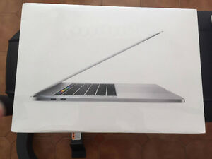 "Macbook Pro 15.4"" Laptop  Touch Bar  SEALED BOX ★ YEAR WARRANTY"