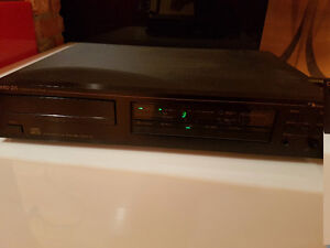 Legendary Nakamichi OMS-2A CD Player