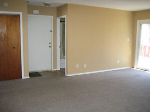 Spacious, clean two bedroom upper apartment