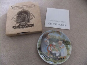 Jeanne Down Plate Collection Kitchener / Waterloo Kitchener Area image 4