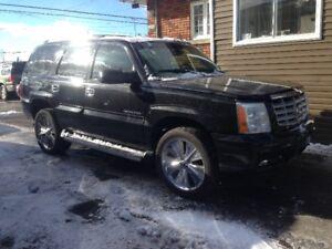 2003 Cadillac Escalade VUS