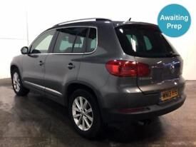2013 VOLKSWAGEN TIGUAN 2.0 TDi BlueMotion Tech SE 5dr SUV 5 Seats