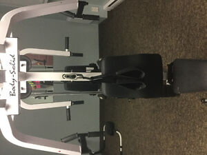 Body solid universal gym.  Like new!