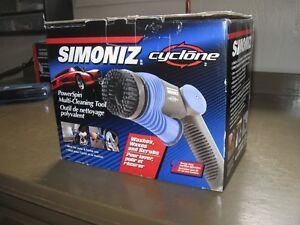 Outil de nettoyage pour auto et maison Simoniz Cyclone
