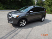2013 Ford Escape,AWD, Navigation, Org Owner 28,000 km