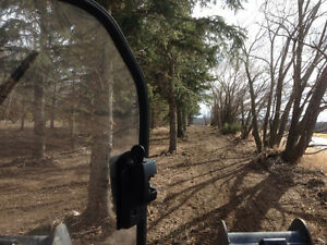 Mulching,selective brush clearing,fencing Strathcona County Edmonton Area image 2