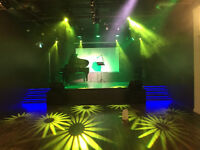 Professional Stage for Event, Band, Performance, Party