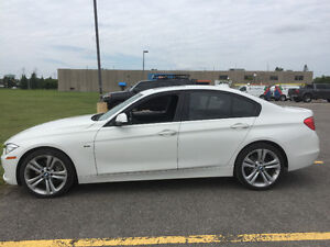 2013 BMW 3-Series 335 xdrive Sedan