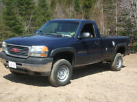 2001 GMC 2500HD Pickup Truck- NO LOWBALLERS PLZ