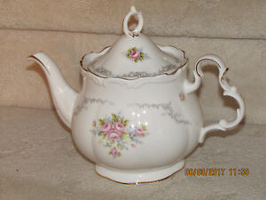 Royal Albert Tea Pot - Tranquility