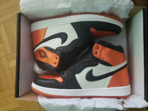 Jordan 1 Satin Shattered Backboards