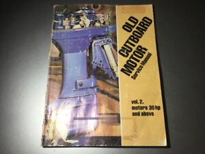 1955-68 Old Outboard Manual McCulloch Mercury Johnson Chrysler