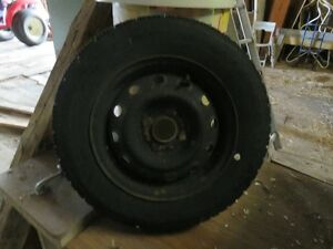 "hyandai rims and tires 13""  155 80r13"
