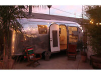 Wanted Airstream Trailer