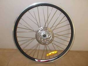 """BRAND NEW 26"""" ALLOY BIKE/BICYCLE WHEEL WITH DISC BRAKE 36 SPOKE Ocean Reef Joondalup Area Preview"""