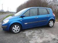 2006 06 RENAULT SCENIC 2.0 DYNAMIQUE VVT 5D 136 BHP ** YES ONLY 47K **