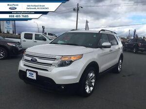 2012 Ford Explorer Limited   -