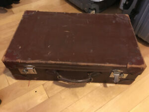 4111fd54cfef Vintage Suitcase | Kijiji in Ontario. - Buy, Sell & Save with ...