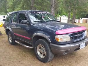 1999 Ford Explorer SUV, Crossover Belleville Belleville Area image 3
