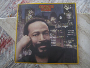 MARVIN GAYE -  Midnight Love - COLUMBIA Records - Vinyl Record