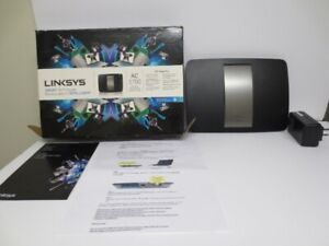 LINKSYS SMART Wi-Fi ROUTER MODEL AC 1750