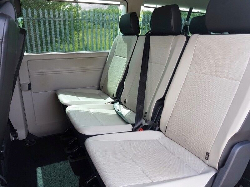 Vw Transporter Shuttle Seat Removal