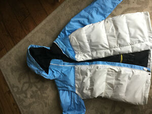 Brand new Burton Dri ride Down Jacket medium