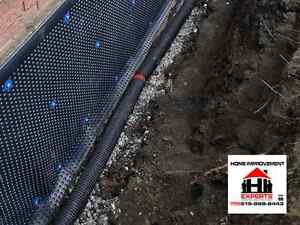 LEAKY WET BASEMENT? LET US HELP YOU GET DRY BEFORE WINTER HITS!