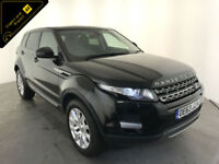 2014 RANGE ROVER EVOQUE PURE T SD4 190 BHP 1 OWNER SERVICE HISTORY FINANCE PX