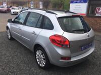 Renault Clio 1.5TD Turbo Diesel (86bhp) Sport Tourer Dynamique 5 Door Estate