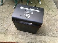 Fellowes P-48C Electric Shredder Cross Cut A4