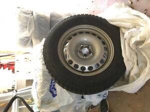 Winter tires (studded)  R16