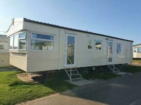 STATIC CARAVANS A STONE THROW AWAY FROM THE BEACH